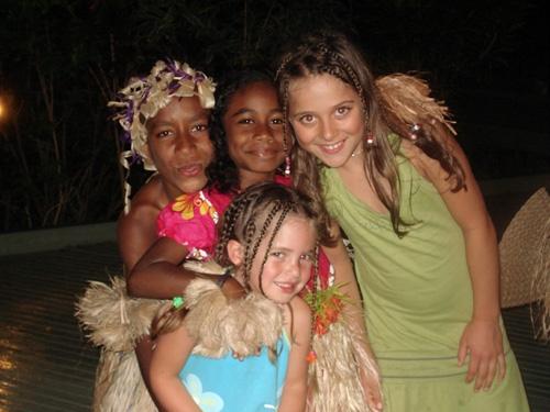 Fiji family resort featuring a kids club - Koro Sun Resort