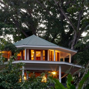 Exterior Tree Top Villa
