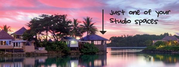 Fiji Art Workshop