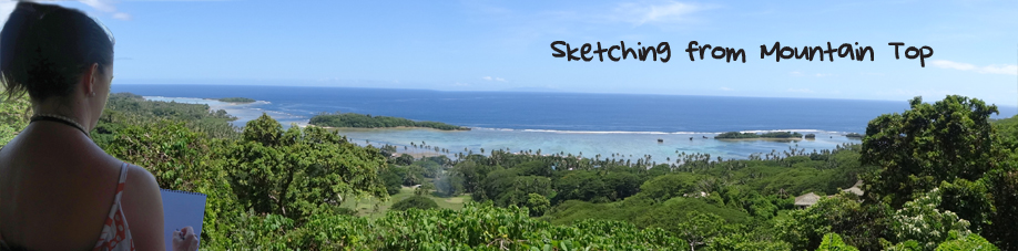 Fiji Art Retreat