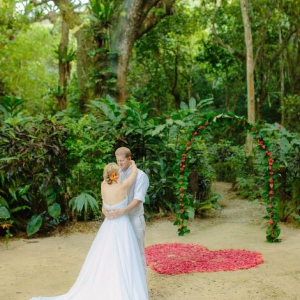Rainforest-Wedding
