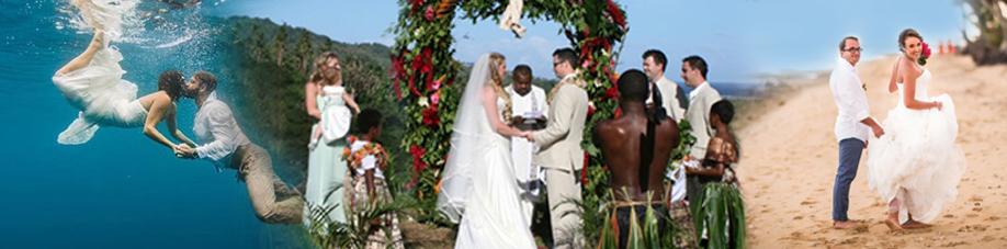 Planning a Fiji Wedding