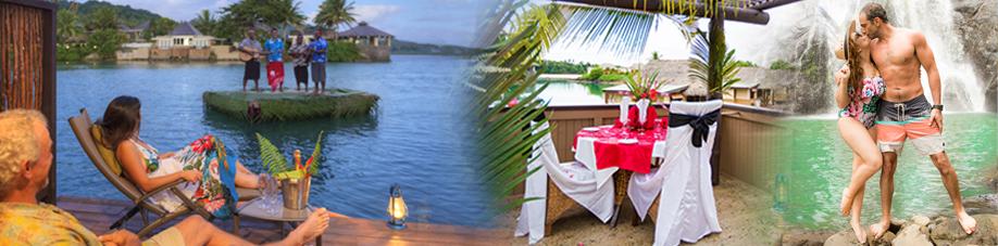 fiji honeymoon packages