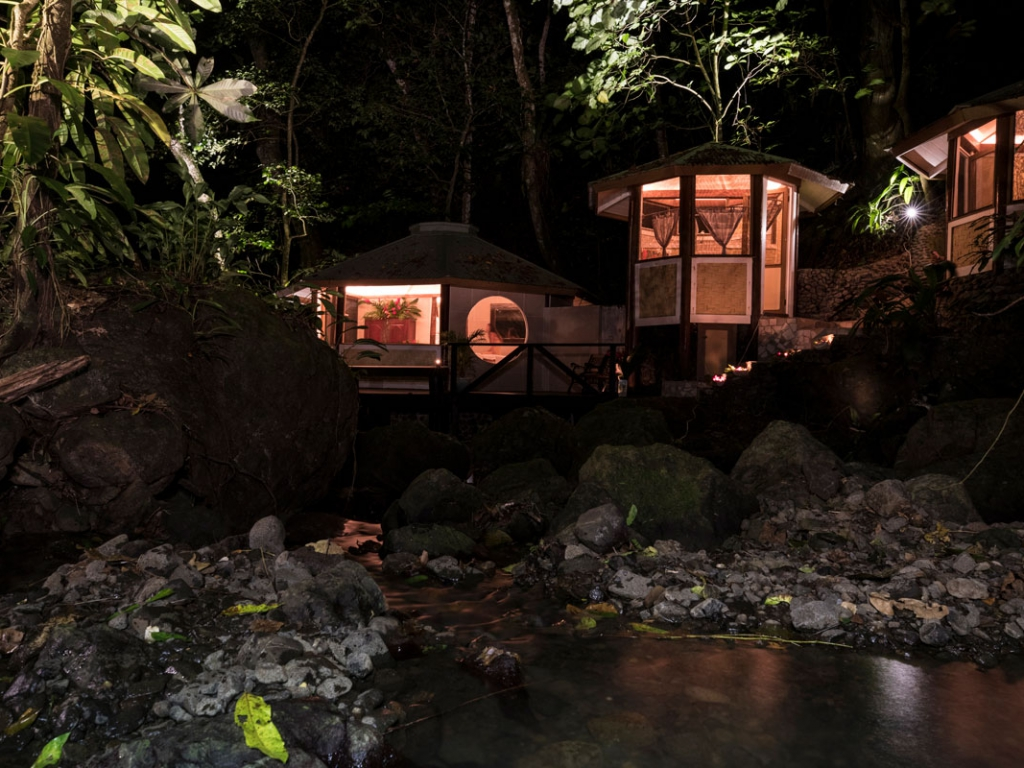 Koro Sun Launches Enchanting Rainforest Spa After Dark Concept